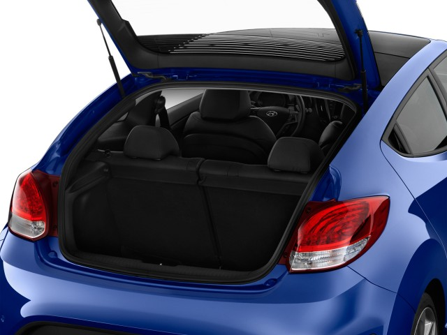 2013 Hyundai Veloster 3dr Coupe Man Turbo w/Black Int Trunk #7764111