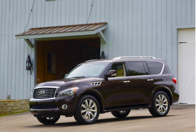 New And Used Infiniti Qx56 For Sale The Car Connection