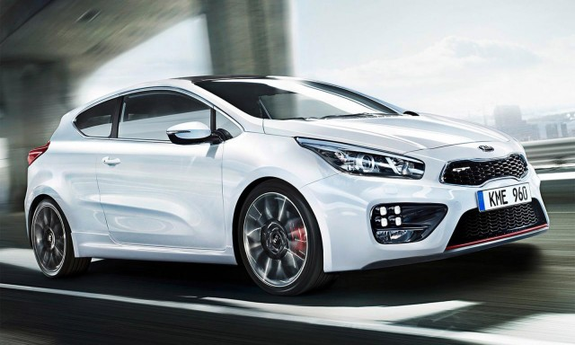 forbidden fruit gti rivaling kia pro cee d gt makes debut. Black Bedroom Furniture Sets. Home Design Ideas