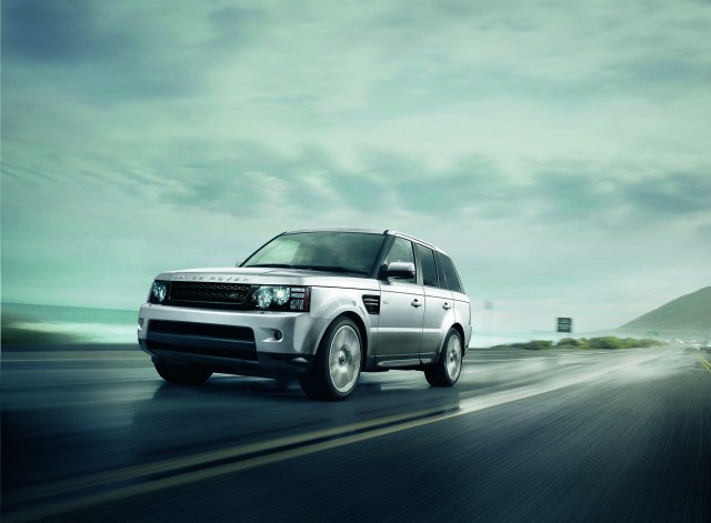 2013 Land Rover Range Rover Sport Preview