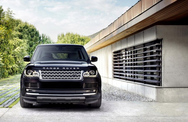 Export Ready 2013 Land Rover Range Rover