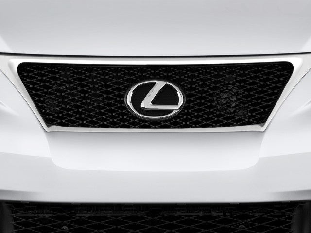2013 Lexus IS 350 4-door Sedan RWD Grille #9953552