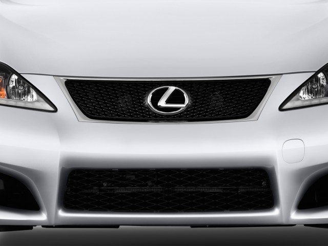 2013 Lexus IS F 4-door Sedan Grille #7797619