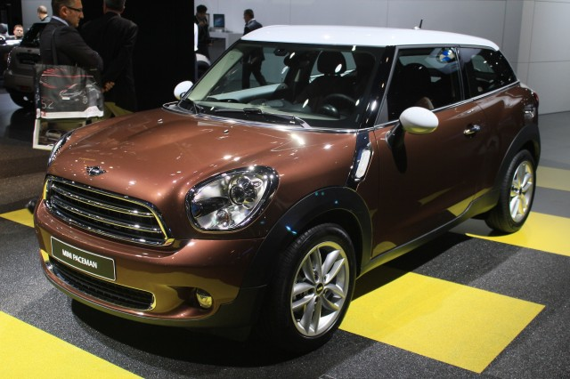 New And Used Mini Cooper Paceman For Sale The Car Connection