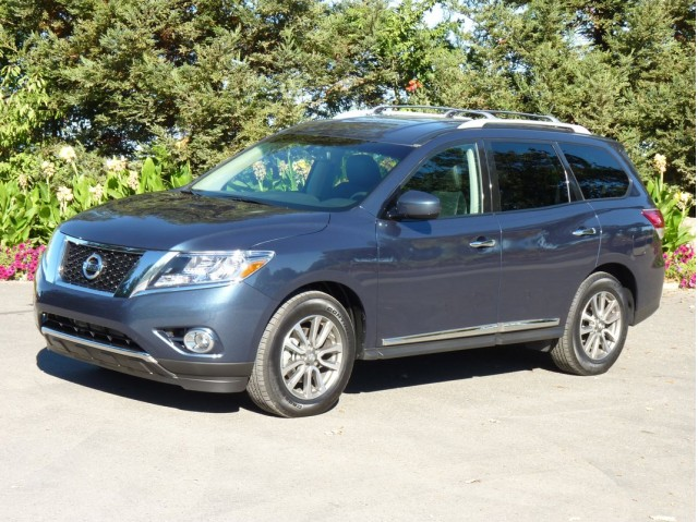 2013 Nissan Pathfinder - First Drive - 10/2012 #9245998