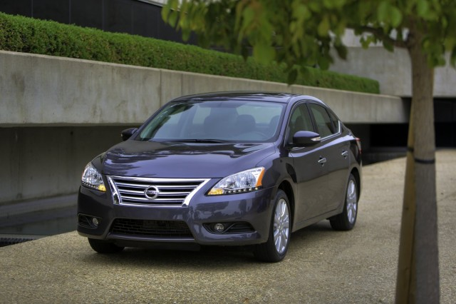 2013 nissan sentra prices to start at 16 770. Black Bedroom Furniture Sets. Home Design Ideas