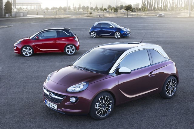 2013 opel adam 100396569 m Could The Opel Adam Minicar Become The Smallest Buick Ever?