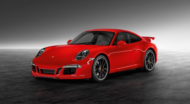 2013 Porsche 911 Carrera S equipped with Porsche Exclusive Aerokit #9740923