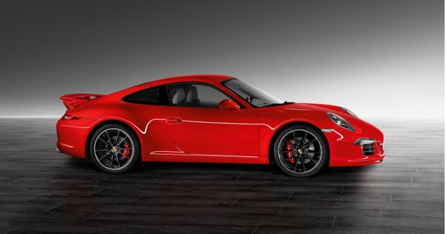 2013 Porsche 911 Carrera S equipped with Porsche Exclusive Aerokit #8476360