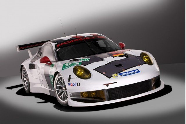 2013 Porsche 911 RSR Race Car Full Specs