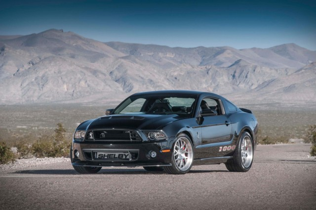 Ford Shelby Pickup >> 2013 Shelby 1000 S/C