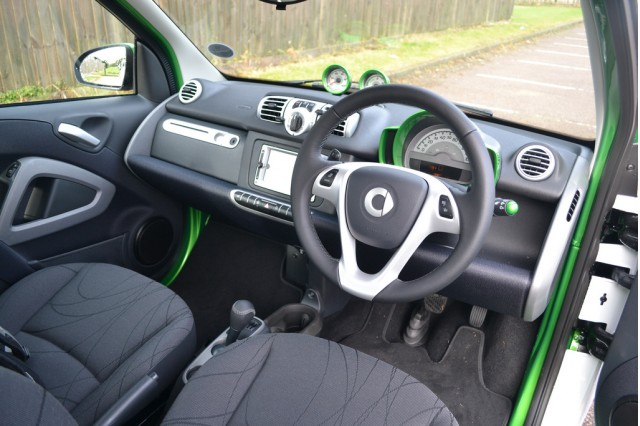 2013 Smart ForTwo Electric Drive #8217845