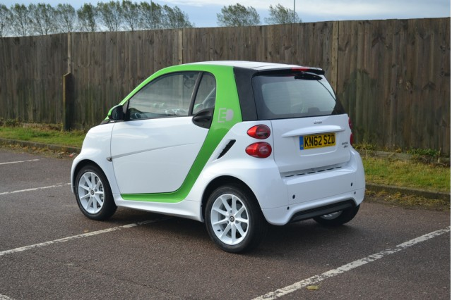 2013 Smart ForTwo Electric Drive #9671911