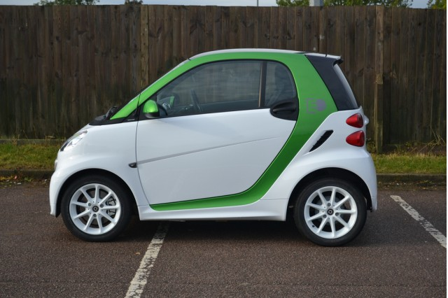 2015 Smart Electric Drive Both Fortwo Amp Forfour Models