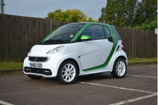 2013 Smart ForTwo Electric Drive #7495022