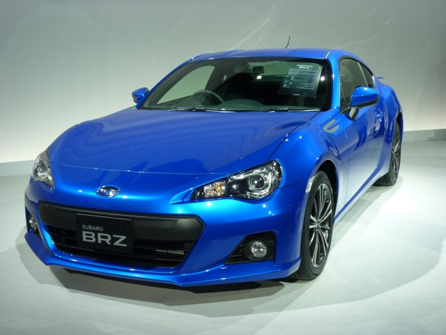 2013 subaru brz scion fr s get epa fuel economy ratings. Black Bedroom Furniture Sets. Home Design Ideas