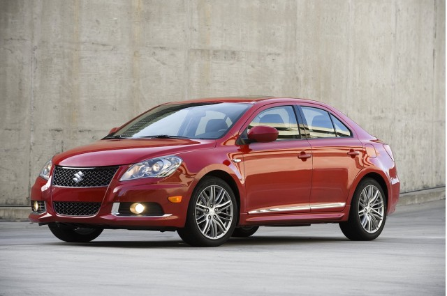 New And Used Suzuki Kizashi For Sale The Car Connection