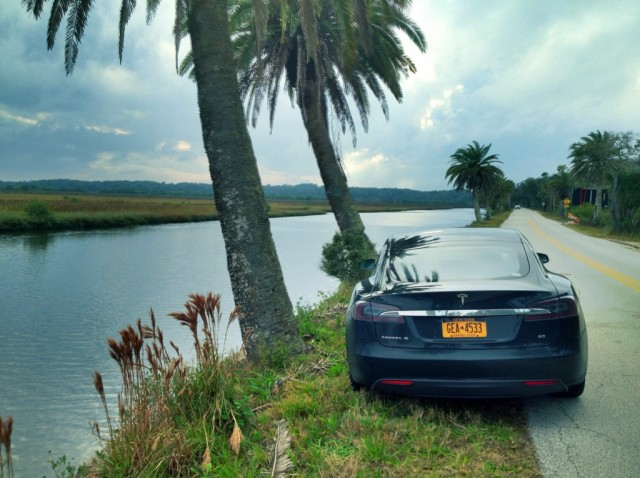 Life with tesla model s ny fl supercharger road trip for East coast road trip from new york