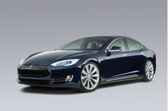 Does Tesla Model S Electric Car Pollute More Suv