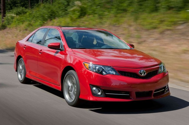 Toyota Muscle 2013 2013 Toyota Camry