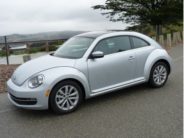 2012 2013 Volkswagen Beetle Recalled For Airbag Issue