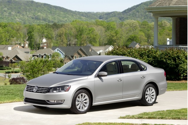 2012 vw passat six month road test what 39 s changed for 2013. Black Bedroom Furniture Sets. Home Design Ideas