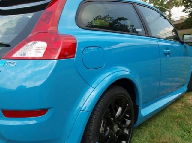 2013 Volvo C30 Polestar Limited Edition