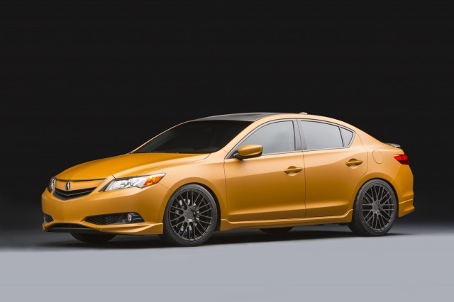 Acura Rolls Out Custom ILX And RLX At SEMA, Gallery 1
