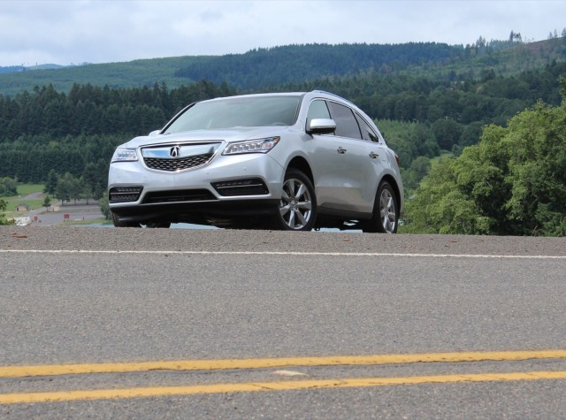 2014 Acura MDX - First Drive, May 2013 #9575892