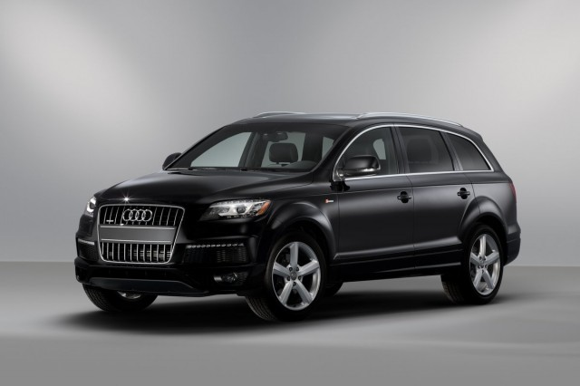 2014 Audi Q7 Review, Ratings, Specs, Prices, and Photos - The Car Connection