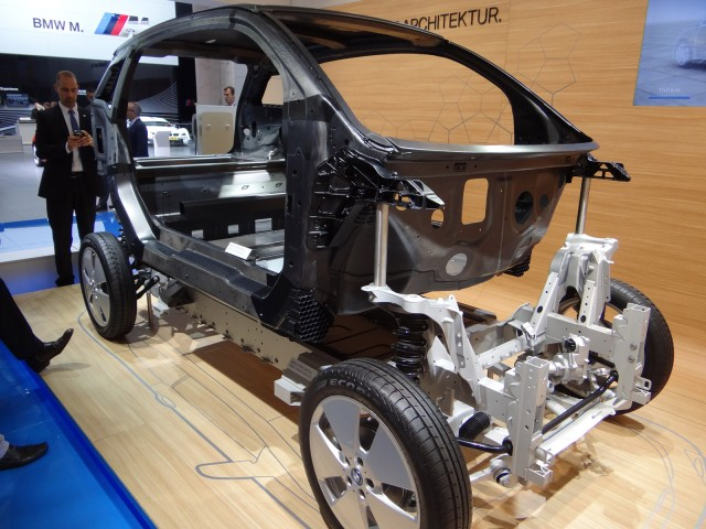 2014 Bmw I3 Cheaper To Repair Insure Than You D Expect