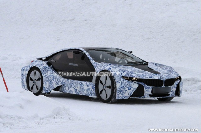 mission impossible 4 trailer features bmw i8 and 6 series. Black Bedroom Furniture Sets. Home Design Ideas