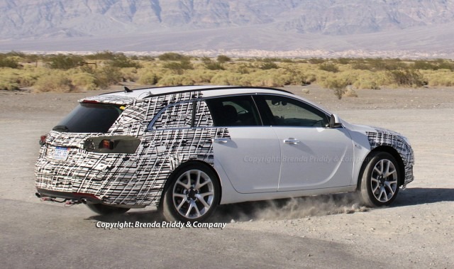 Is the 2014 Sport Wagon::