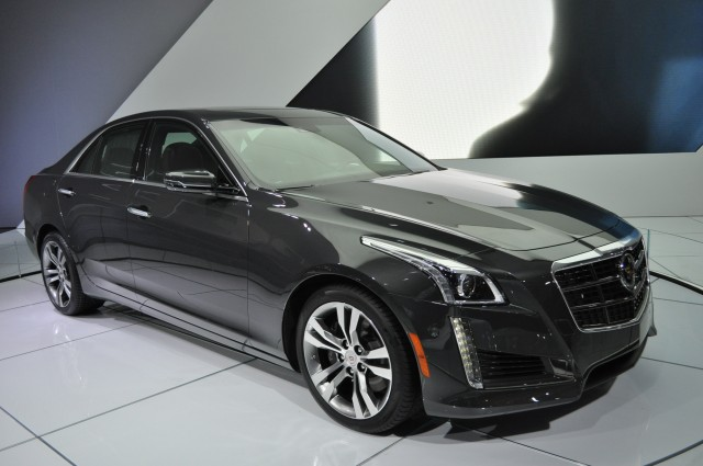 New Cadillac Cts Coupe Back In The Spotlight 2017 2018