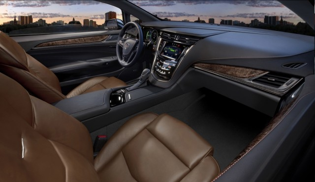 Nissan Dealers In Delaware >> 2014 Cadillac ELR Preview: 2013 Detroit Auto Show ...