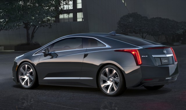2016 Cadillac Ct6 Is Legit Luxury Autoguide Com News: Updated 2016 Cadillac ELR Electric Coupe For LA Auto Show