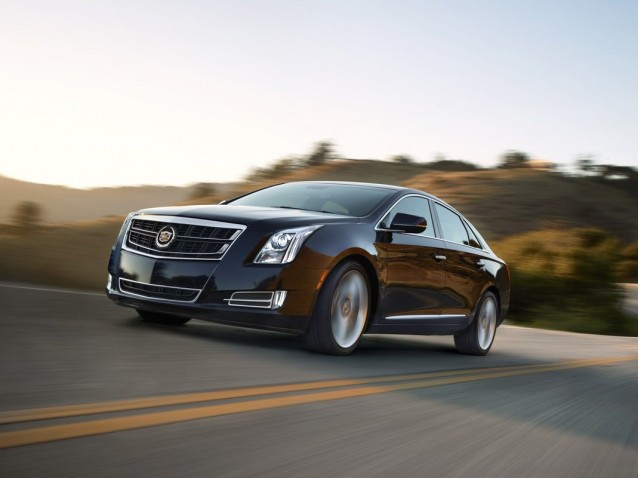 2014 cadillac xts more power more luxury more tech gallery 1 motorauthority. Black Bedroom Furniture Sets. Home Design Ideas