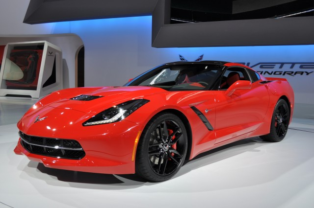 2014 Chevy Corvette Stingray Coupe Ordering Guide Released ...