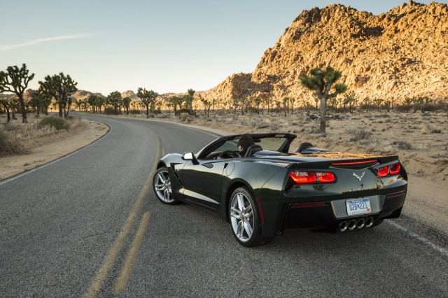 2014 Chevrolet Corvette Stingray Convertible #7881082