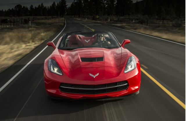 chevrolet corvette is most 39 made in america 39 car study says. Black Bedroom Furniture Sets. Home Design Ideas