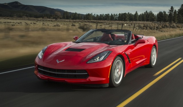 2014 Chevrolet Corvette (Chevy) Review, Ratings, Specs, Prices, and