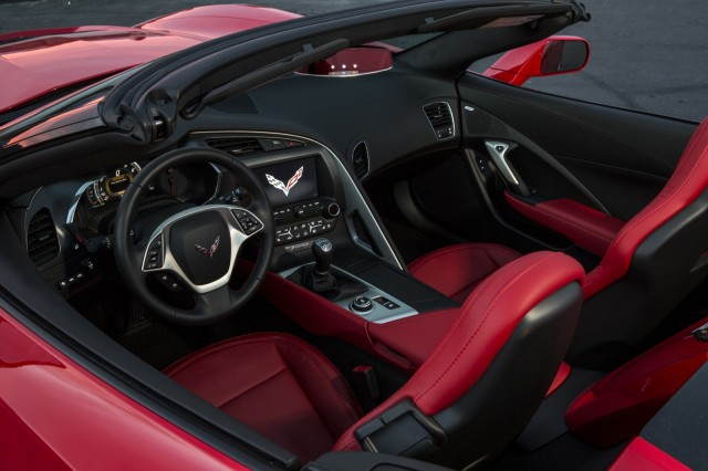 2014 Chevrolet Corvette Stingray Convertible #8428457
