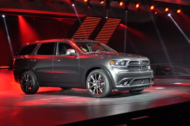 2014 Dodge Dakota http://www.thecarconnection.com/overview/dodge_durango_2014