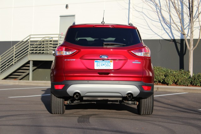 2014 ford escape great small suv not so great gas. Black Bedroom Furniture Sets. Home Design Ideas