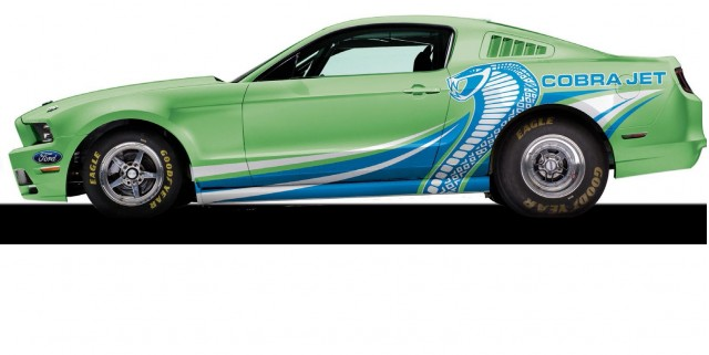 2014 ford mustang cobra jet details announced gallery 1 motorauthority. Black Bedroom Furniture Sets. Home Design Ideas