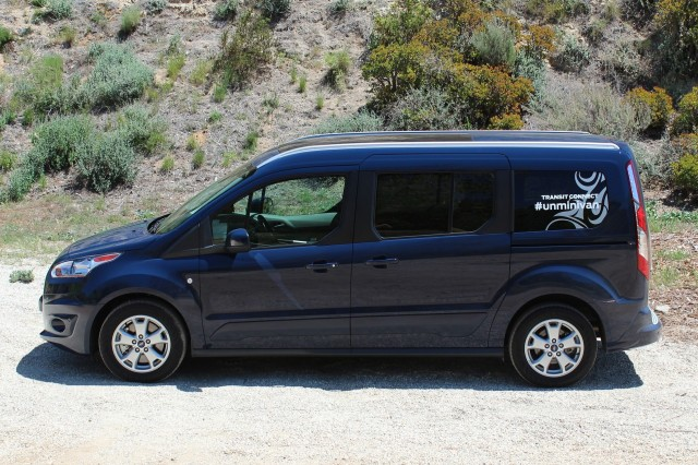 2014 Ford Transit Connect Wagon Interior Seating Photo By Ford | Short