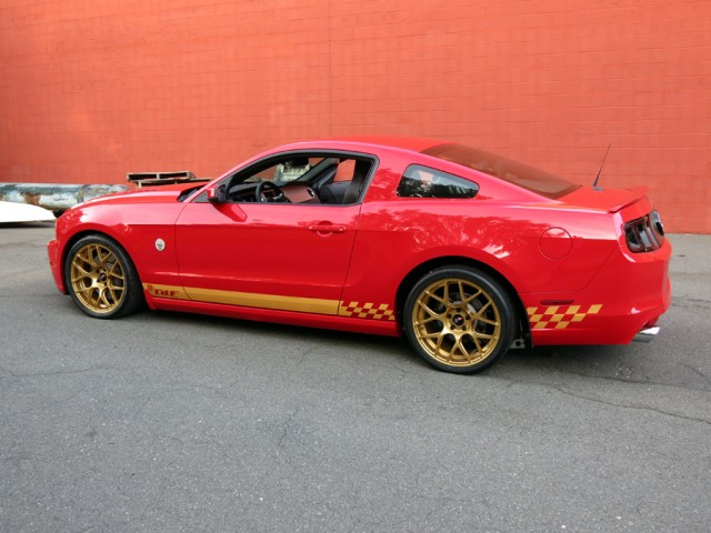 Holman moody announces limited edition 2014 mustang for General motors moody s rating