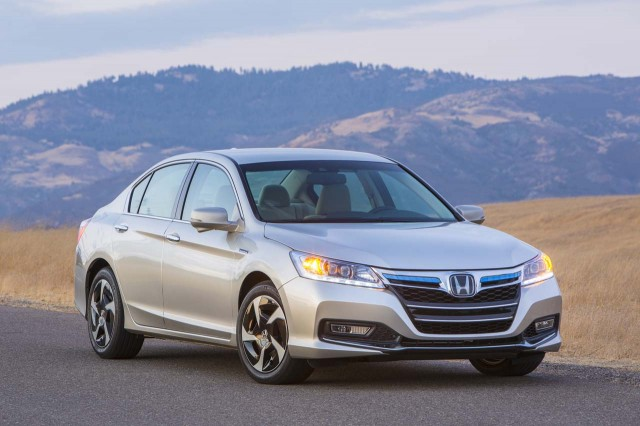 2014 Honda Accord Plug-In Hybrid #7420121