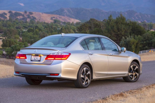 2014 Honda Accord Plug-In Hybrid #9931056