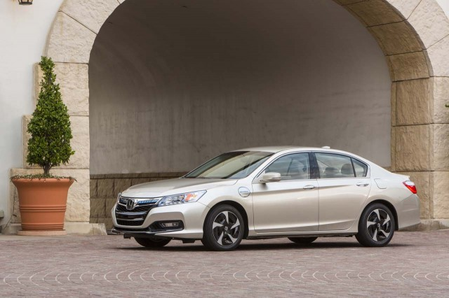 2014 Honda Accord Plug-In Hybrid #7001500